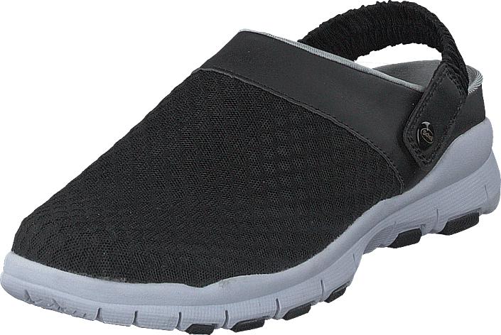 Scholl Jump B/S Black, Kengät, Matalapohjaiset kengät, Slip on, Musta, Naiset, 36