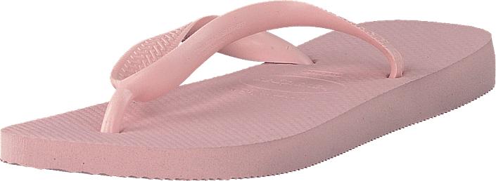 Havaianas Top Pearl Pink, Kengät, Sandaalit ja tohvelit, Flip Flopit, Vaaleanpunainen, Naiset, 35