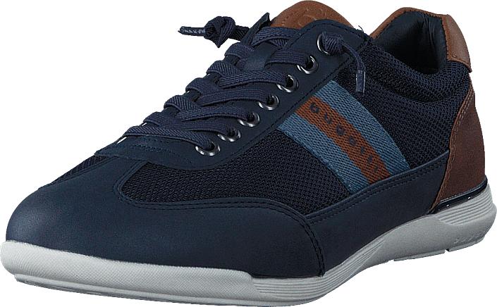 Bugatti River Evo Dark Blue, Kengät, Sneakerit ja urheilukengät, Sneakerit, Sininen, Miehet, 40