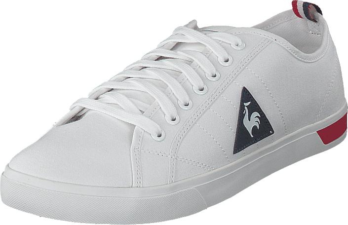 Le Coq Sportif Ares Bbr Optical White, Kengät, Sneakerit ja urheilukengät, Sneakerit, Valkoinen, Miehet, 40
