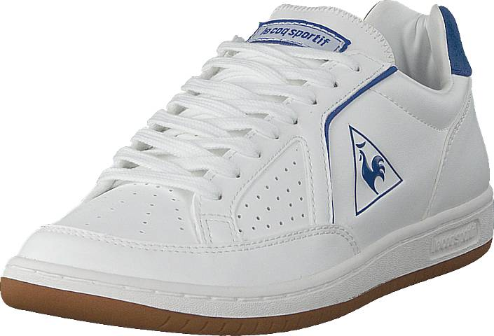 Le Coq Sportif Icons Optical White/classic Blue, Kengät, Sneakerit ja urheilukengät, Varrettomat tennarit, Valkoinen, Miehet, 40