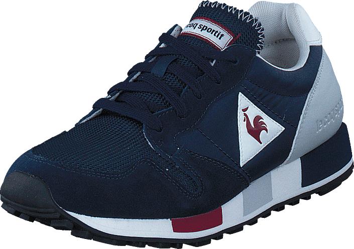 Le Coq Sportif Omega Nylon Dress Blue, Kengät, Sneakerit ja urheilukengät, Tennarit , Sininen, Miehet, 41