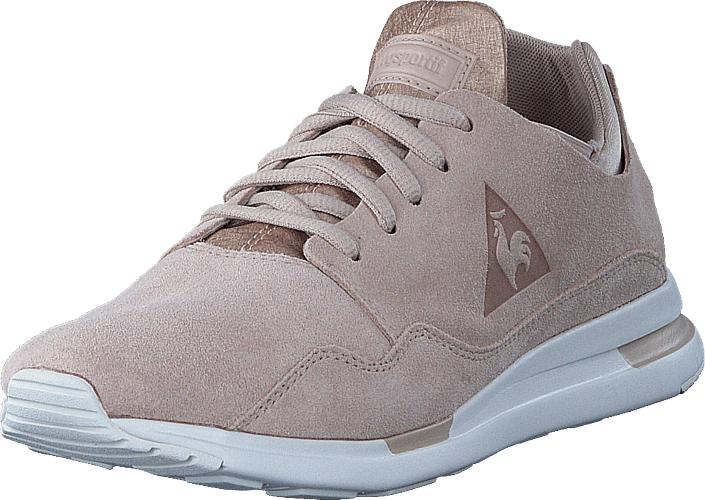 Le Coq Sportif Lcs R Pure W Metallic Moonlight, Kengät, Sneakerit ja urheilukengät, Sneakerit, Ruskea, Harmaa, Naiset, 38