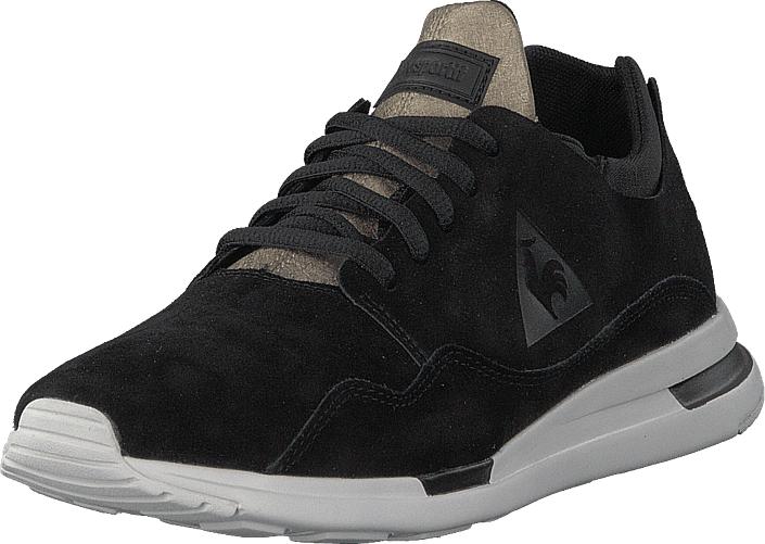 Le Coq Sportif Lcs R Pure W Metallic Black, Kengät, Sneakerit ja urheilukengät, Sneakerit, Musta, Naiset, 36