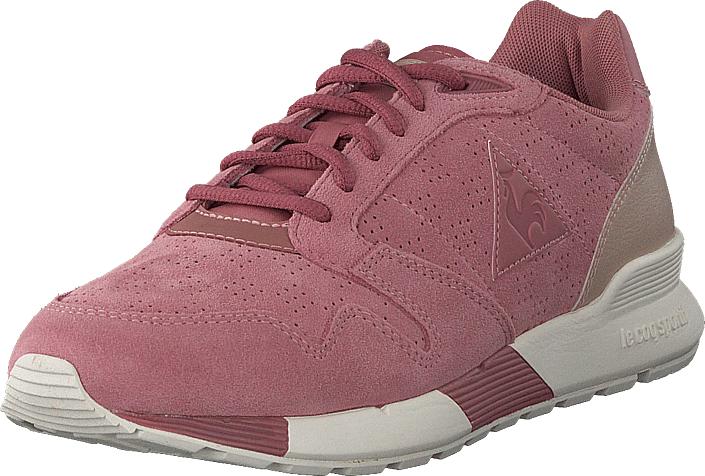 Le Coq Sportif Omega X Ash Rose, Kengät, Sneakerit ja urheilukengät, Sneakerit, Vaaleanpunainen, Naiset, 36