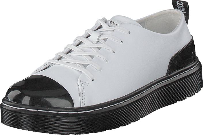 Dr Martens Alexei White/black, Kengät, Sneakerit ja urheilukengät, Sneakerit, , Naiset, 41