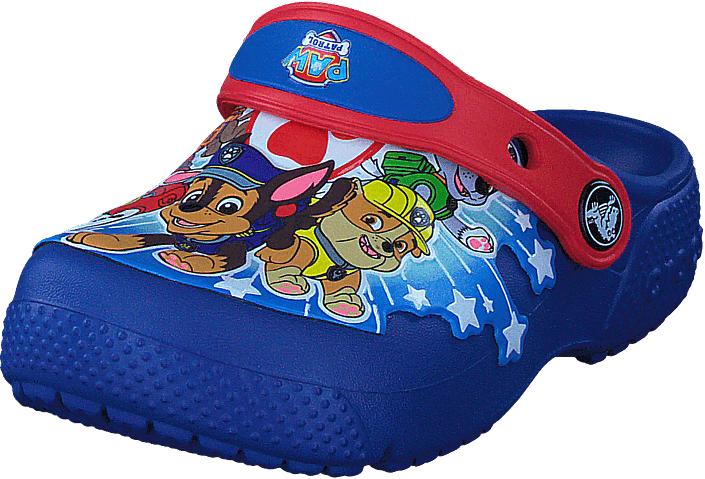 Crocs Funlab Paw Patrol Clogs Ps B Blue Jean, Kengät, Sandaalit ja tohvelit, Crocsit, Sininen, Unisex, 20