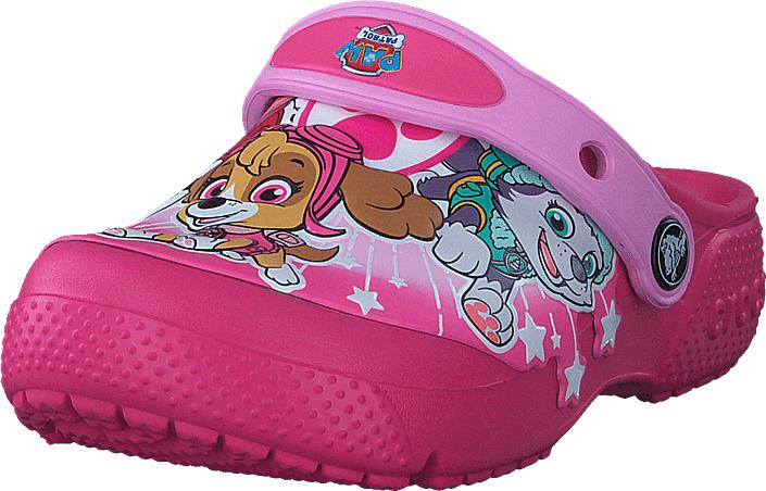Crocs Funlab Paw Patrol Clogs Ps G Vibrant Pink, Kengät, Sandaalit ja tohvelit, Crocsit, Vaaleanpunainen, Unisex, 22