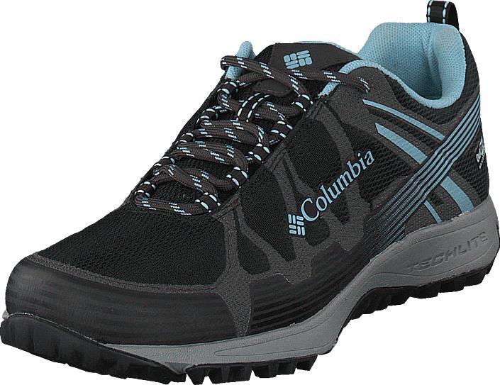 Columbia Conspiracy V Outdry Black, Oxygen, Kengät, Sneakerit ja urheilukengät, Tennarit , Harmaa, Naiset, 36