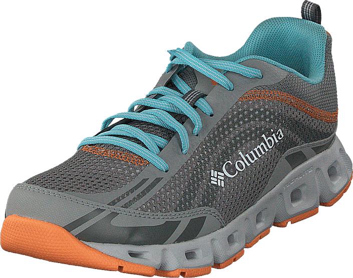 Columbia Drainmaker Iv Monument White, Kengät, Sneakerit ja urheilukengät, Tennarit , Harmaa, Naiset, 36