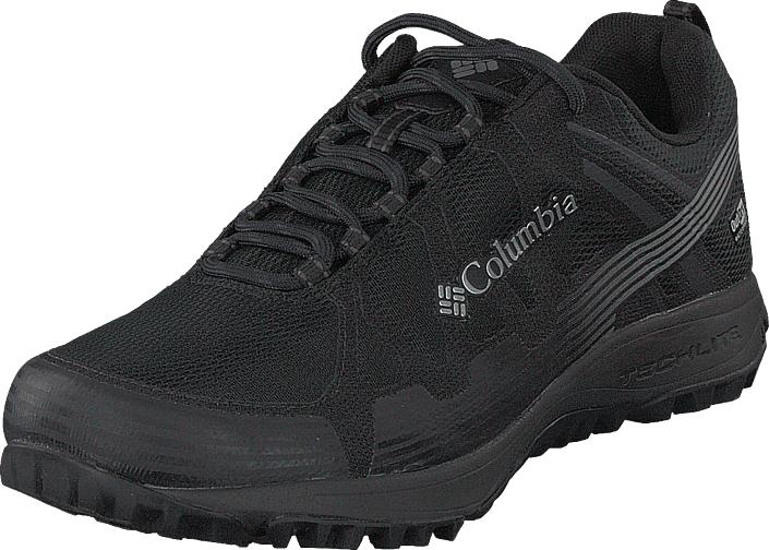 Columbia Conspiracy V Outdry Black, Lux, Kengät, Sneakerit ja urheilukengät, Sneakerit, Musta, Miehet, 40