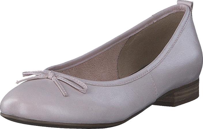 Tamaris 22114-508 Powder, Kengät, Matalapohjaiset kengät, Ballerinat, Violetti, Naiset, 36