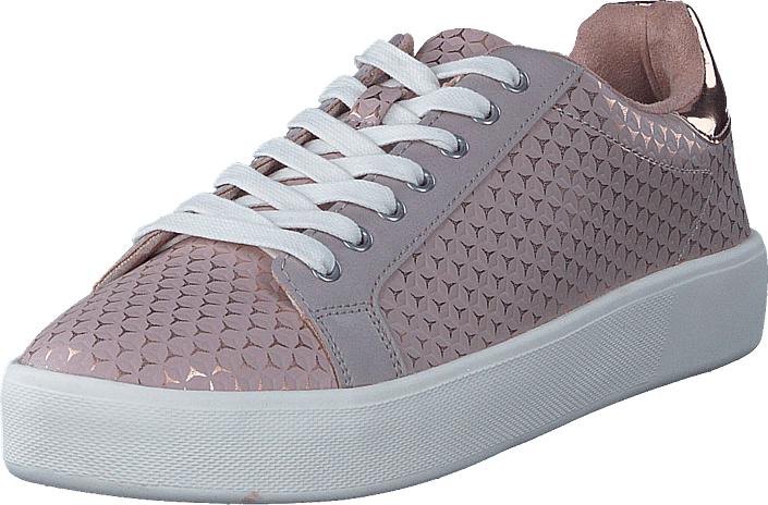 Tamaris 23724-579 Rose Structur, Kengät, Sneakerit ja urheilukengät, Sneakerit, Violetti, Naiset, 37