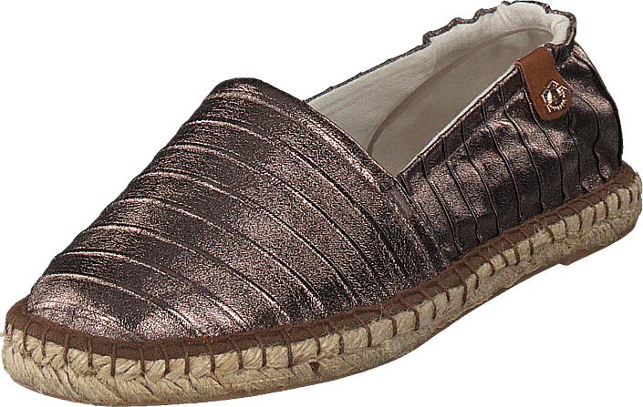 Tamaris 24610-913 Bronze Structure, Kengät, Matalapohjaiset kengät, Slip on, Ruskea, Naiset, 40