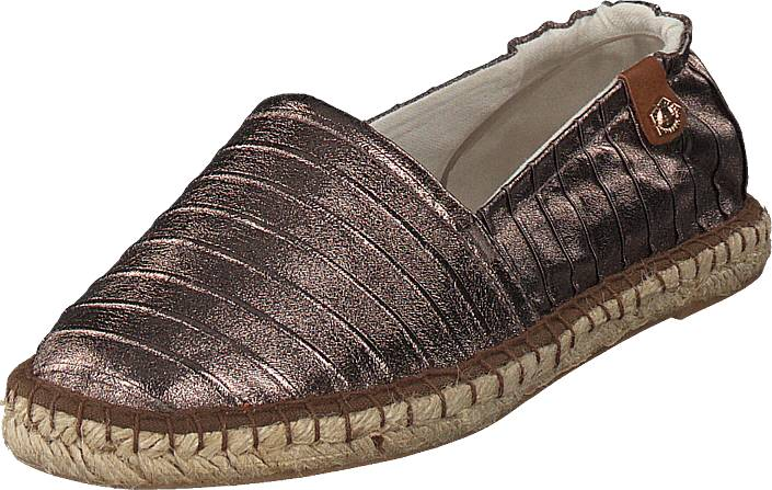 Tamaris 24610-913 Bronze Structure, Kengät, Matalapohjaiset kengät, Slip on, Ruskea, Naiset, 41