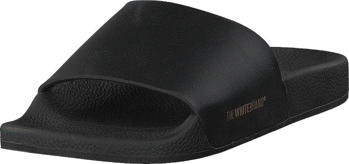 The White Brand Minimal Black, Kengät, Sandaalit ja tohvelit, Sandaalit, Musta, Naiset, 37