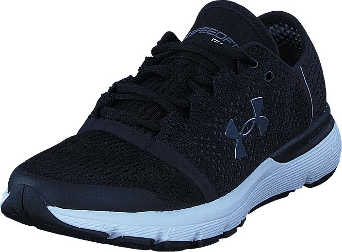Under Armour Ua Speedform Gemini Vent Black, Kengät, Sneakerit ja urheilukengät, Urheilukengät, Musta, Miehet, 43