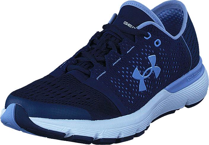 Under Armour Ua W Speedform Gemini Vent Royal, Kengät, Sneakerit ja urheilukengät, Urheilukengät, Sininen, Naiset, 38