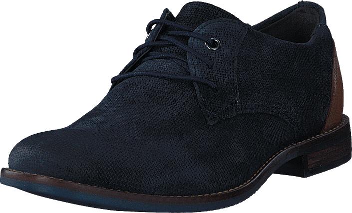 Rockport Sp Blucher New Dress Blues Sde, Kengät, Matalapohjaiset kengät, Juhlakengät, Sininen, Miehet, 40