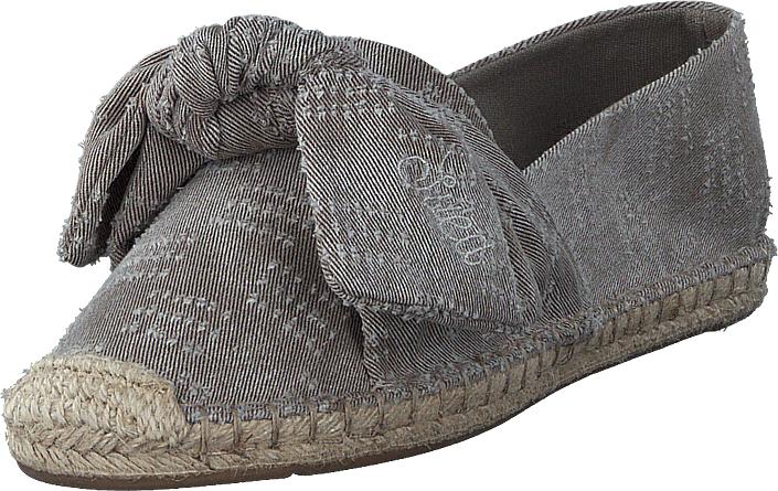 Svea Amanda Knot Espandrillo Sand, Kengät, Matalapohjaiset kengät, Slip on, Ruskea, Naiset, 36