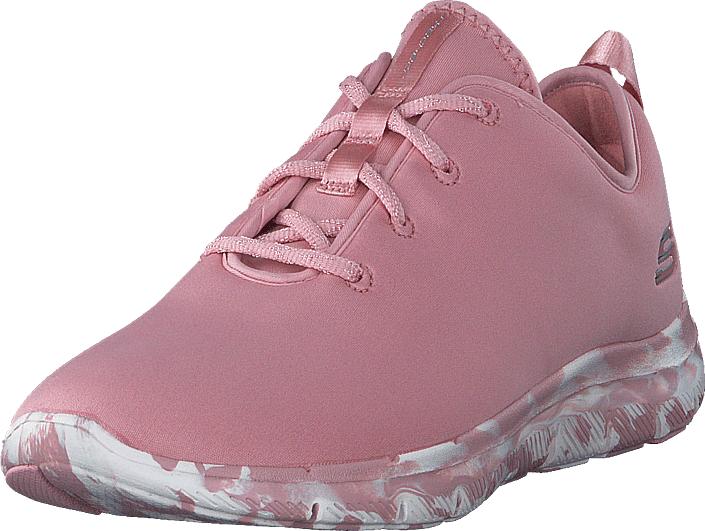 Skechers Flex Appeal 2.0 Pnk, Kengät, Sneakerit ja urheilukengät, Sneakerit, Vaaleanpunainen, Unisex, 39