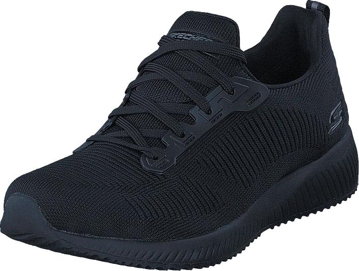 Skechers Bobs Squad Bbk, Kengät, Sneakerit ja urheilukengät, Tennarit , Musta, Unisex, 40
