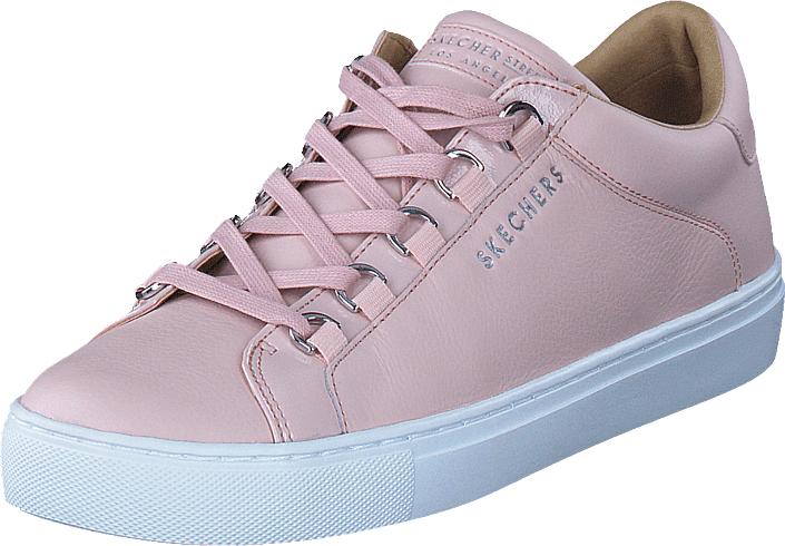 Skechers Side Street Ltpk, Kengät, Sneakerit ja urheilukengät, Sneakerit, Violetti, Vaaleanpunainen, Unisex, 37