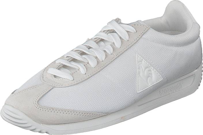 Le Coq Sportif Quartz W Feminine Nylon Optical White, Kengät, Sneakerit ja urheilukengät, Sneakerit, Valkoinen, Naiset, 36