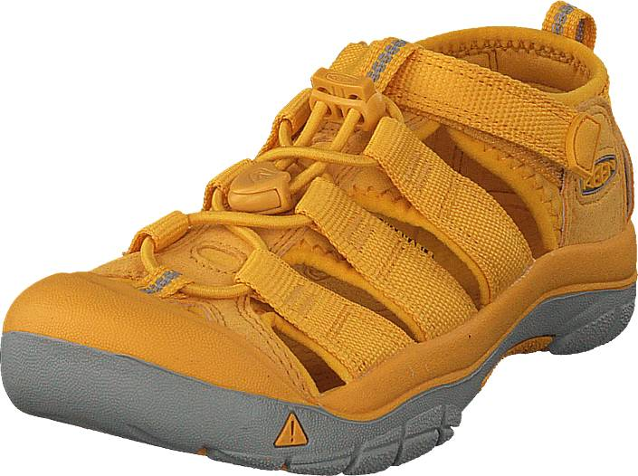 Keen Newport H2 Kids Beeswax, Kengät, Sandaalit ja tohvelit, Sporttisandaalit, Keltainen, Oranssi, Unisex, 24