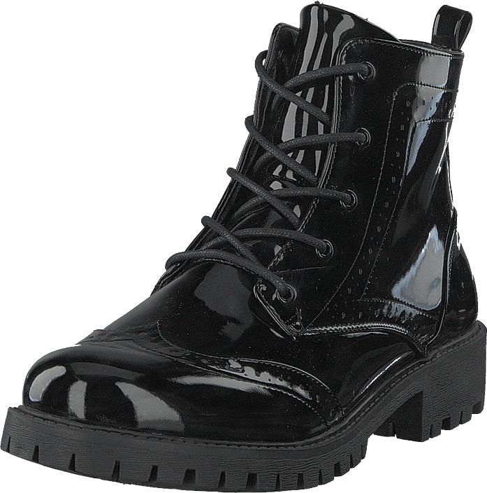 Vero Moda Vmgloria Elise Boot Black, Kengät, Bootsit, Kengät, Musta, Naiset, 37