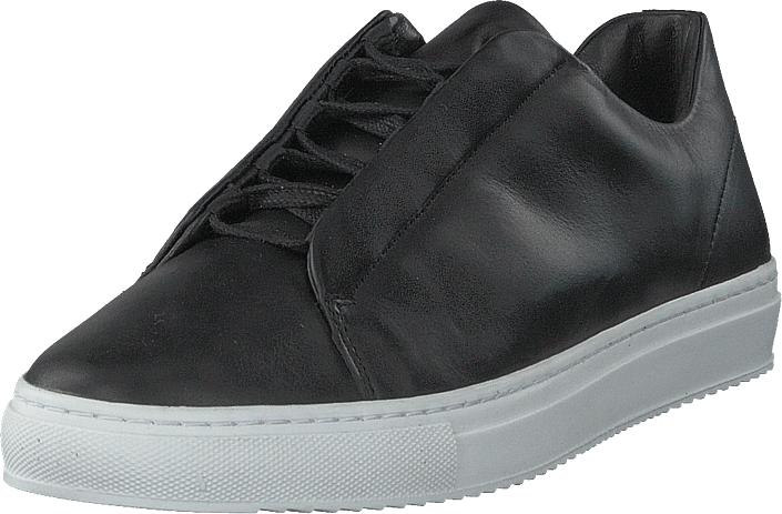 Bianco Classic Sneaker Noos Black, Kengät, Sneakerit ja urheilukengät, Varrettomat tennarit, Musta, Naiset, 41
