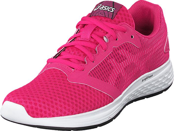Asics Patriot 10 Fuchsia Purple/white, Kengät, Sneakerit ja urheilukengät, Urheilukengät, Vaaleanpunainen, Unisex, 37