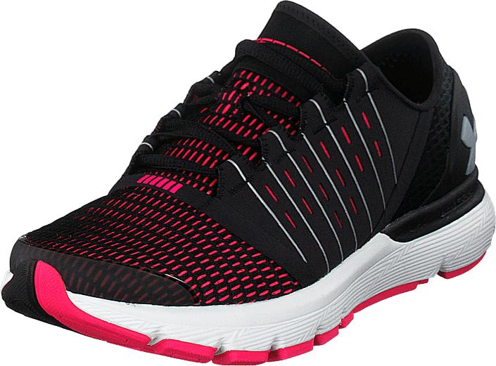 Under Armour Ua W Speedform Europa Black, Kengät, Sneakerit ja urheilukengät, Urheilukengät, Musta, Naiset, 38