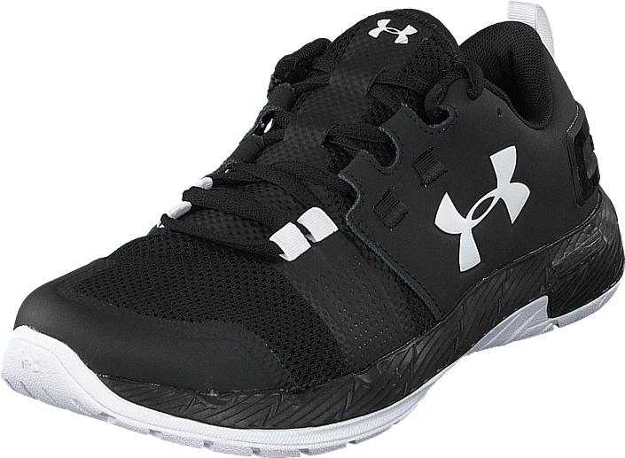 Under Armour Ua Commit Tr X Nm Black / White / White, Kengät, Sneakerit ja urheilukengät, Sneakerit, Musta, Miehet, 43
