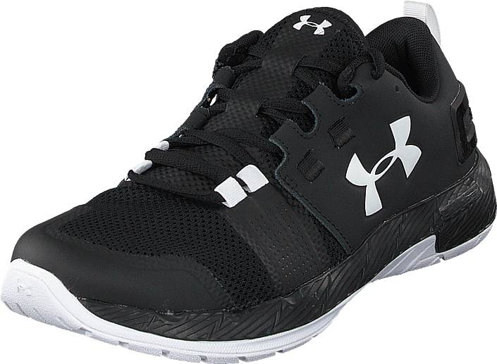 Under Armour Ua Commit Tr X Nm Black / White / White, Kengät, Sneakerit ja urheilukengät, Sneakerit, Musta, Miehet, 40