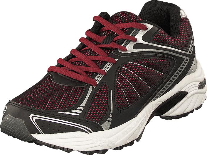 Scholl New Sprinter Black/wine, Kengät, Sneakerit ja urheilukengät, Urheilukengät, Harmaa, Unisex, 43