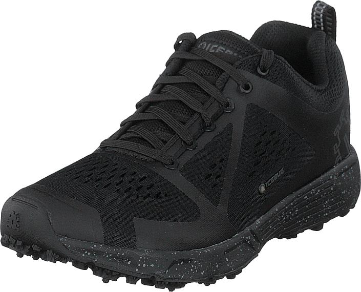 Icebug Dts4 W Bugrip® Black, Kengät, Sneakerit ja urheilukengät, Sneakerit, Musta, Naiset, 40