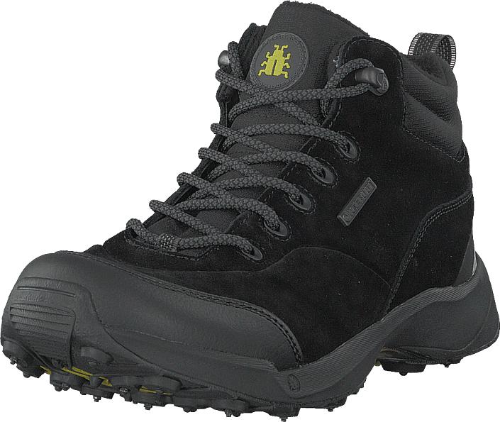 Icebug Creek M Bugrip® Black, Kengät, Bootsit, Vaelluskengät, Musta, Miehet, 42