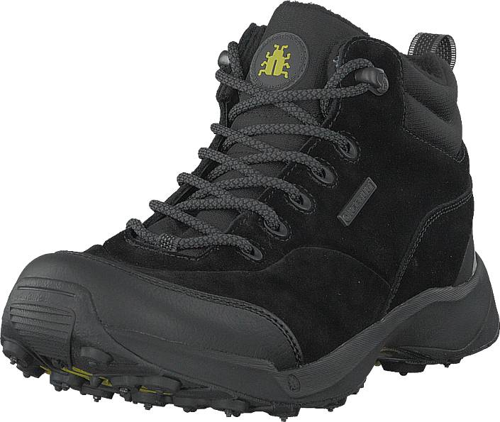 Icebug Creek M Bugrip® Black, Kengät, Bootsit, Vaelluskengät, Musta, Miehet, 43