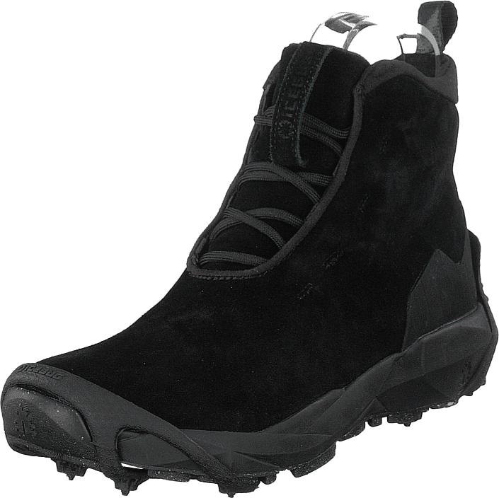 Icebug Now2 W Bugweb® Black, Kengät, Bootsit, Chelsea boots, Musta, Naiset, 42