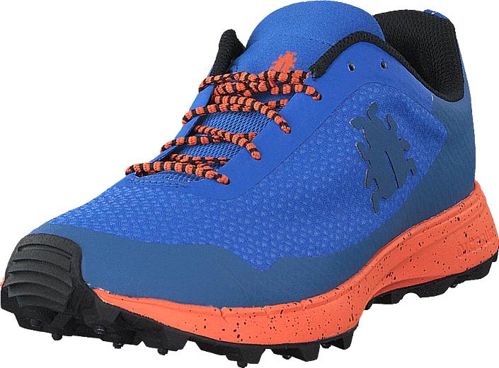 Icebug Oribi3 M Bugrip® Cerulean/melon, Kengät, Sneakerit ja urheilukengät, Sneakerit, Sininen, Miehet, 44