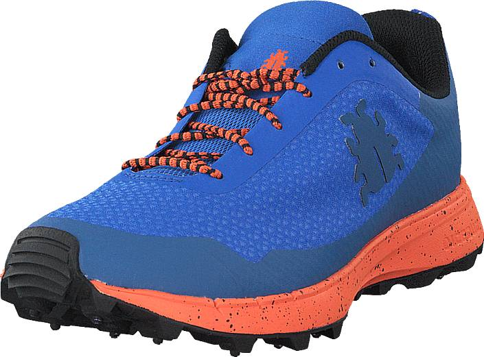 Icebug Oribi3 M Bugrip® Cerulean/melon, Kengät, Sneakerit ja urheilukengät, Sneakerit, Sininen, Miehet, 41