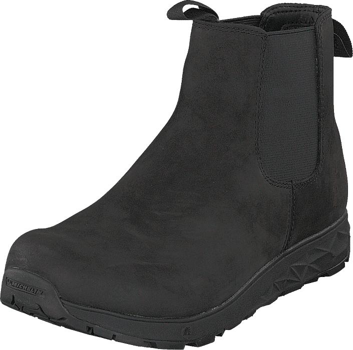 Icebug Wander M Michelin Black, Kengät, Bootsit, Chelsea boots, Musta, Miehet, 41