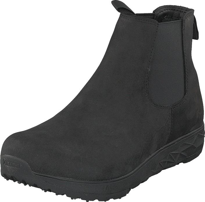 Icebug Wander M Bugrip® Black, Kengät, Bootsit, Chelsea boots, Musta, Miehet, 45