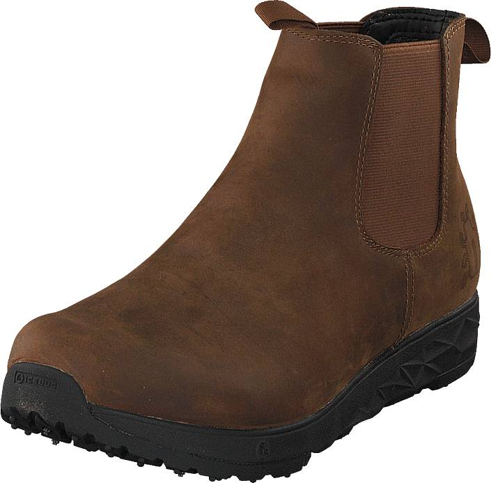 Icebug Wander M Bugrip® Coffee, Kengät, Bootsit, Curlingkengät, Ruskea, Miehet, 41