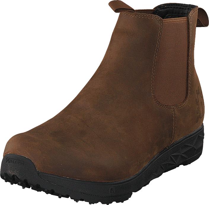 Icebug Wander M Bugrip® Coffee, Kengät, Bootsit, Curlingkengät, Ruskea, Miehet, 45