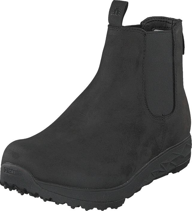 Icebug Wander W Bugrip® Black, Kengät, Bootsit, Chelsea boots, Musta, Naiset, 38