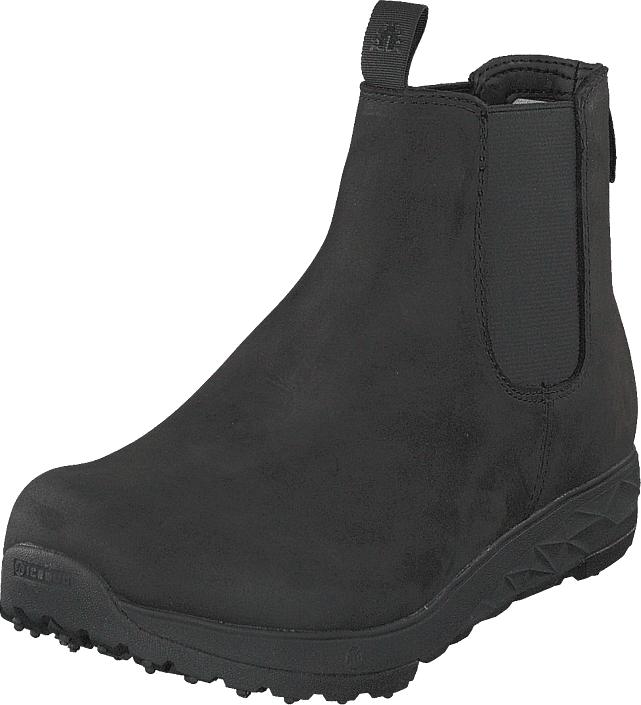 Icebug Wander W Bugrip® Black, Kengät, Bootsit, Chelsea boots, Musta, Naiset, 37