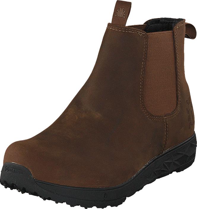 Icebug Wander W Bugrip® Coffee, Kengät, Bootsit, Chelsea boots, Ruskea, Naiset, 37