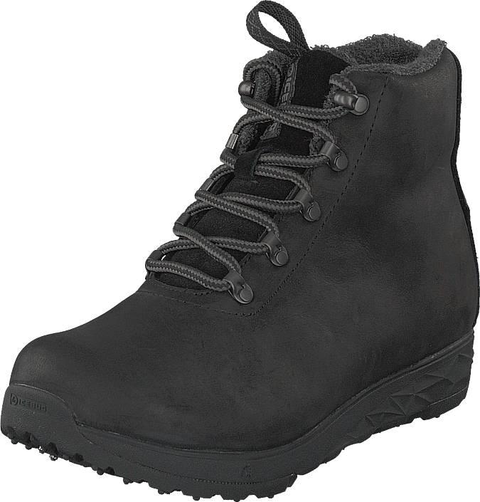 Icebug Forester M Bugrip® Black, Kengät, Bootsit, Kengät, Musta, Miehet, 41